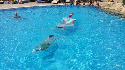 underwater rescue