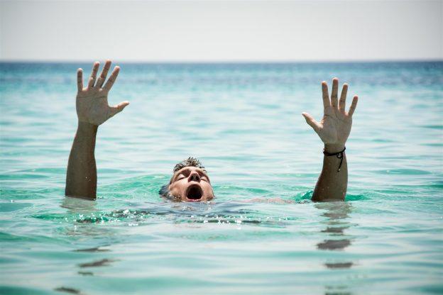 drowning victim